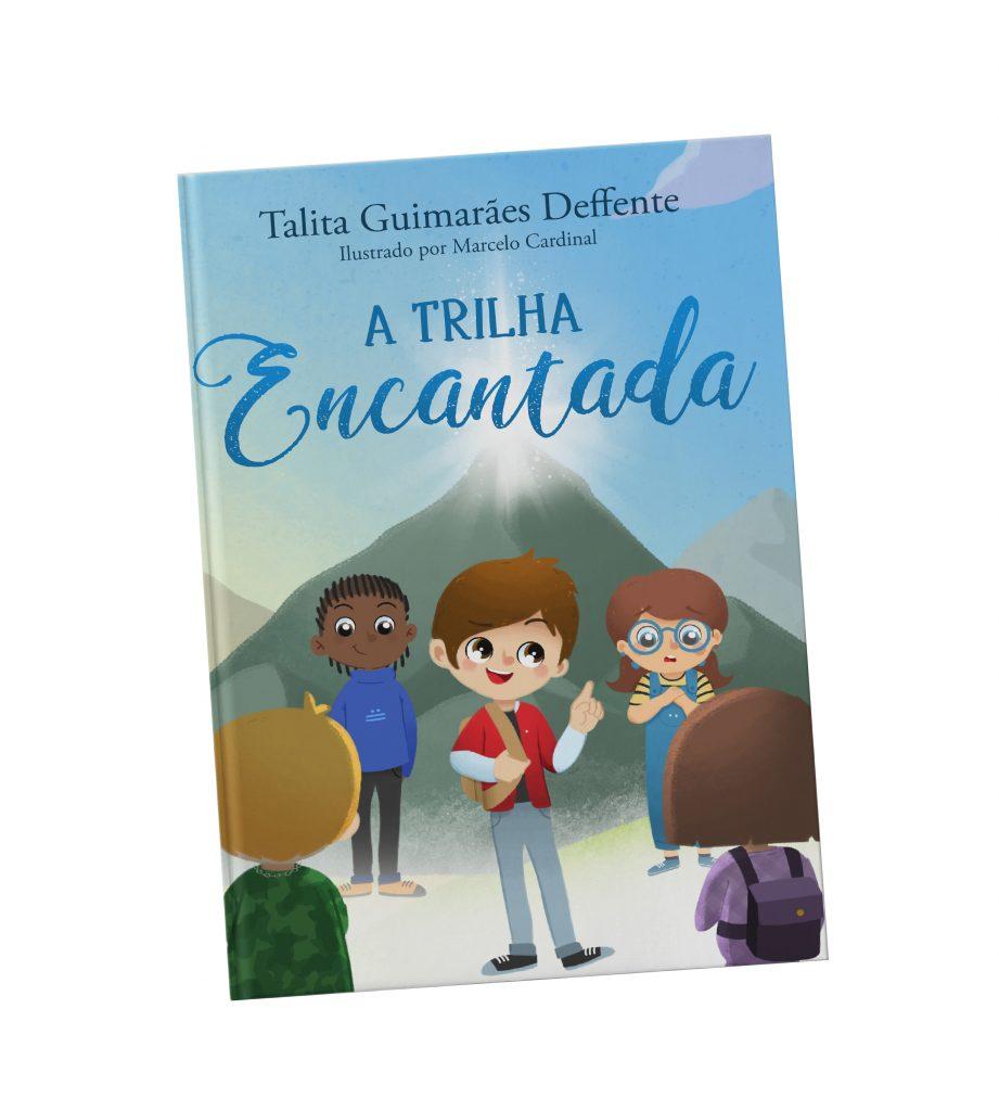 """Livro """"A Trilha Encantada"""""""