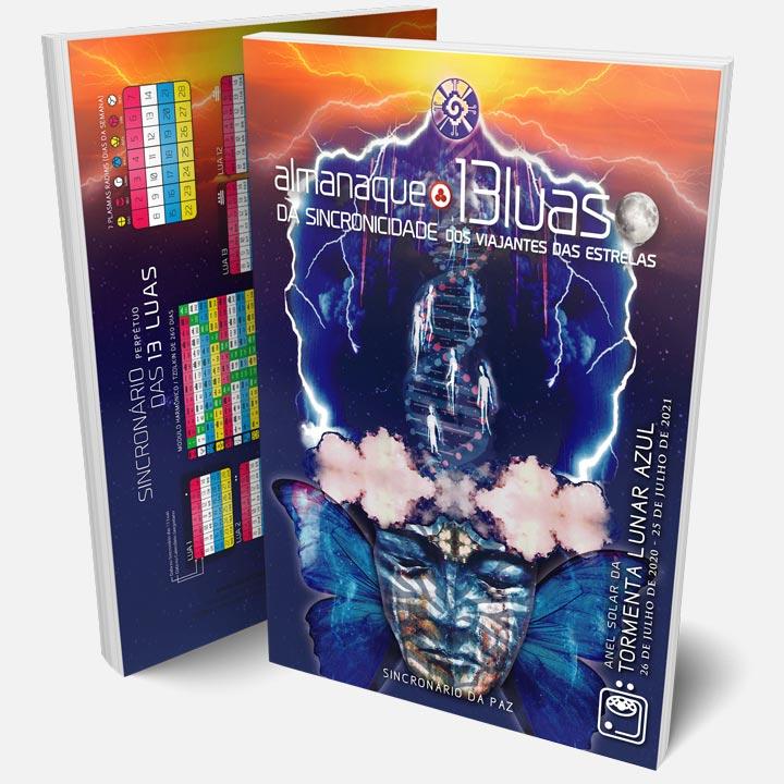 Almanaque 13 Luas: Vol I